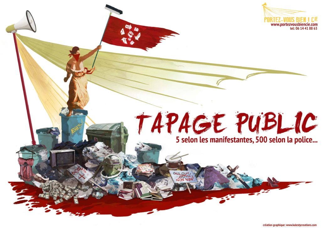 Tapage public